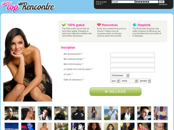top des sites de rencontres recontre