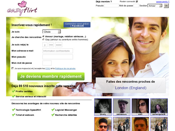 Casual dating est il un bon site